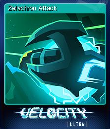 Velocity Ultra Card 9