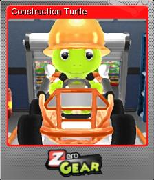 Zero Gear Foil 8