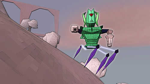 3089 Futuristic Action RPG Artwork 7