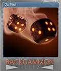 Backgammon Blitz Foil 1