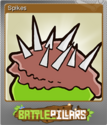 Battlepillars Gold Edition Foil 08