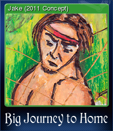 Big Journey to Home Card 5