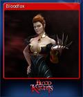 Blood Knights Card 5