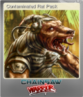 Chainsaw Warrior Foil 3