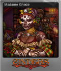 Cinders Foil 6