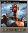 Clockwork Tales Of Glass and Ink Foil 3