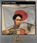 Colonial Conquest Foil 06