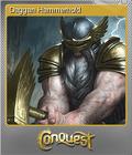 Conquest of Champions Foil 1