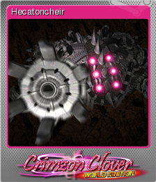 Crimzon Clover WORLD IGNITION Foil 5