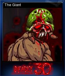 Deadly 30 Card 6