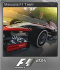 F1 2014 Foil 05