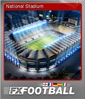 FX Football Foil 6