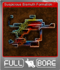 Full Bore Card 08 Foil