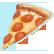 Gone Home Emoticon pizzaslice