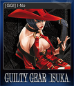 Guilty Gear Isuka Card 04