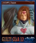 Guilty Gear X2 Reload Card 05