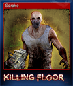 Killing Floor Card 8
