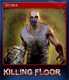 Killing Floor Card 8