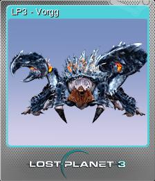 Lost Planet 3 Foil 6