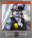 Major Minor Foil 02