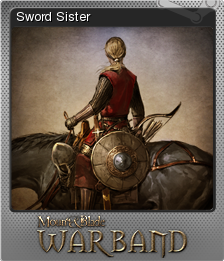 Mount & Blade Warband Foil 5