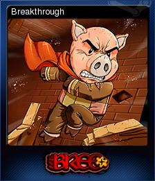 Mr. Bree+ Card 5