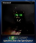 Overcast - Walden and the Werewolf Card 2
