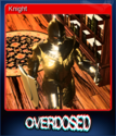 Overdosed - A Trip To Hell Card 4