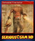 Serious Sam HD The First Encounter Card 7