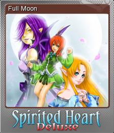Spirited Heart Deluxe Foil 01