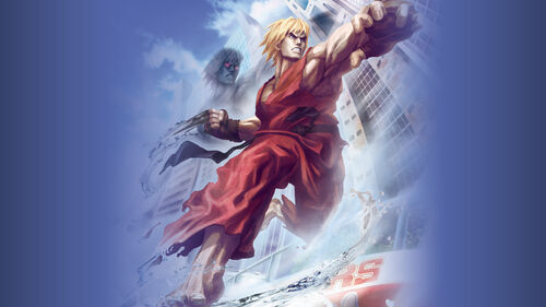 Street Fighter X Tekken Artwork 06