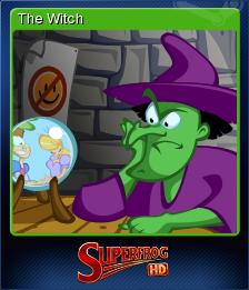 Superfrog HD Card 4