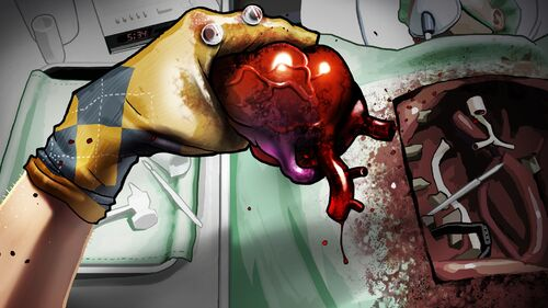 Surgeon Simulator 2013 Artwork 7