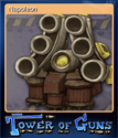 Tower of Guns Card 9