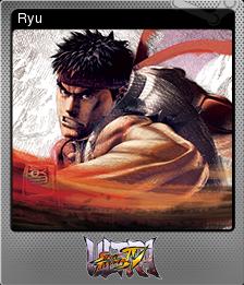 Ultra Street Fighter IV Foil 09
