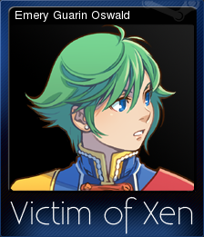Victim of Xen Card 3