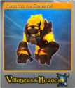 Villagers and Heroes Foil 03