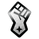 XCOM 2 Badge Foil
