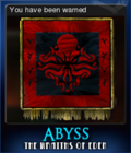 Abyss The Wraiths of Eden Card 2