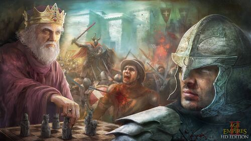 Age of Empires II HD Edition Artwork 2