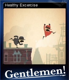 Gentlemen Card 4
