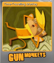Gun Monkeys Foil 5
