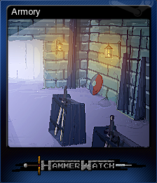 Hammerwatch Card 2