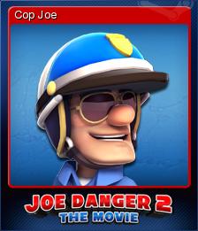 Joe Danger 2 The Movie Card 2