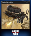 March of War Card 10