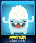 Monsters Ate My Birthday Cake Card 1