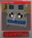 Normality Foil 4