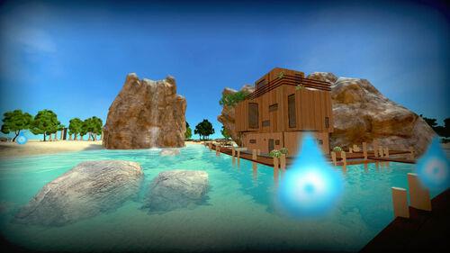 Paradise Island - VR MMO Artwork 14