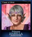 Princess Isabella The Rise of an Heir Card 5