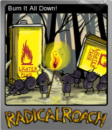 RADical ROACH Deluxe Edition Foil 05